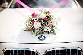 bmw wedding